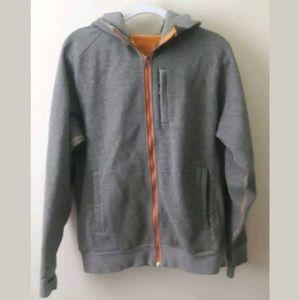 Lululemon Men's Zip Up Hoodie Sweater Size L
